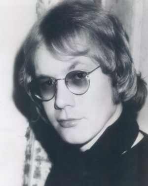 Warren Zevon 1978 press photo